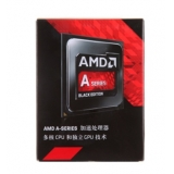 AMD APU A8-7650K 盒装CPU Socket FM2+/3.3GHz/R7