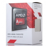 AMD APU系列 A8-7600 盒装CPU(Socket FM2+/3.1GHz/4M缓存...