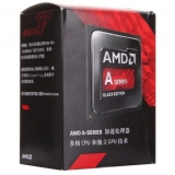AMD APU系列 A10-7700K盒装CPU(Socket FM2+/3.4GHz/4MB...