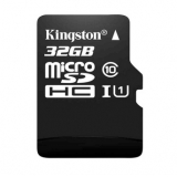 金士顿(Kingston)32G Class10 -45MB/S TF(Micro SD)存储...