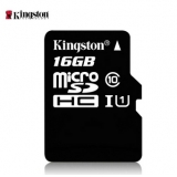 金士顿(Kingston)16G Class10 -45MB/S TF(Micro SD)存储...